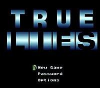 True Lies Super Nintendo 04405479