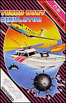 jaquette Commodore 64 Turbo Boat Simulator