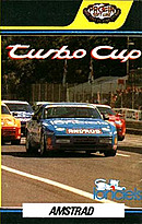 jaquette Amstrad CPC Turbo Cup