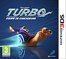jaquette Nintendo 3DS Turbo Equipe De Cascadeurs