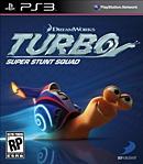 jaquette PlayStation 3 Turbo Equipe De Cascadeurs