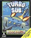 jaquette Lynx Turbo Sub