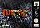 jaquette Nintendo 64 Turok 2 Seeds Of Evil