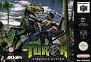 jaquette Nintendo 64 Turok Dinosaur Hunter