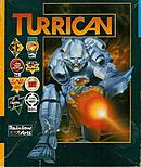 jaquette Atari ST Turrican
