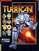 jaquette Commodore 64 Turrican