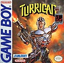 jaquette Gameboy Turrican