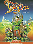 jaquette Atari ST TwinWorld Land Of Vision