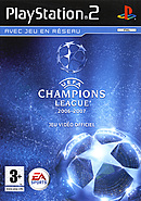 jaquette PlayStation 2 UEFA Champions League 2006 2007