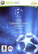 jaquette Xbox 360 UEFA Champions League 2006 2007