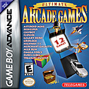 jaquette GBA Ultimate Arcade Games