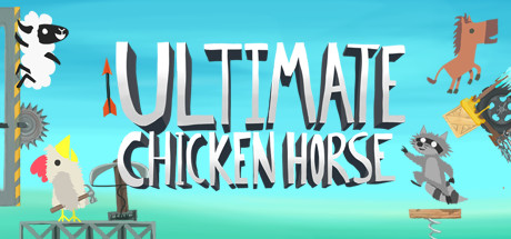 jaquette PC Ultimate Chicken Horse