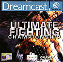 jaquette Dreamcast Ultimate Fighting Championship