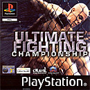 jaquette PlayStation 1 Ultimate Fighting Championship