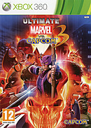 jaquette Xbox 360 Ultimate Marvel Vs. Capcom 3