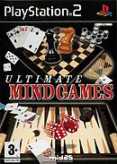 jaquette PlayStation 2 Ultimate Mind Games