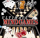 jaquette PlayStation 3 Ultimate Mind Games