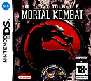 jaquette Nintendo DS Ultimate Mortal Kombat