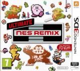 jaquette Nintendo 3DS Ultimate NES Remix