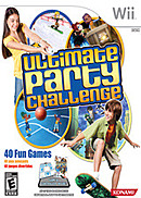 jaquette Wii Ultimate Party Challenge