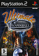 jaquette PlayStation 2 Ultimate Pro Pinball