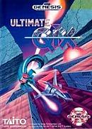 jaquette Megadrive Ultimate Qix