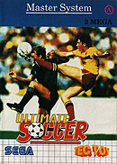 jaquette Master System Ultimate Soccer