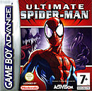 jaquette GBA Ultimate Spider Man