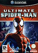 jaquette Gamecube Ultimate Spider Man
