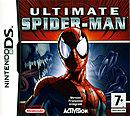 jaquette Nintendo DS Ultimate Spider Man