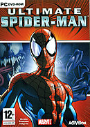 jaquette PC Ultimate Spider Man
