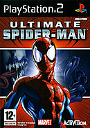 jaquette PlayStation 2 Ultimate Spider Man
