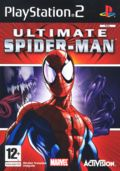 jaquette Xbox Ultimate Spider Man