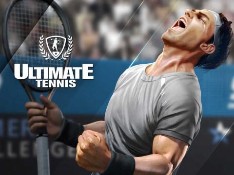 jaquette iOS Ultimate Tennis
