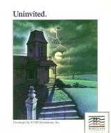 jaquette Apple II Uninvited