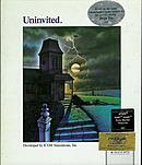 jaquette Atari ST Uninvited