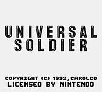 Universal Soldier Gameboy 26359438