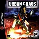 jaquette Dreamcast Urban Chaos