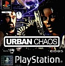 jaquette PlayStation 1 Urban Chaos