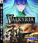jaquette PlayStation 3 Valkyria Chronicles