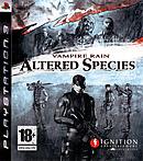 jaquette PlayStation 3 Vampire Rain Altered Species