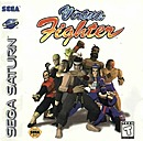 jaquette Saturn Virtua Fighter