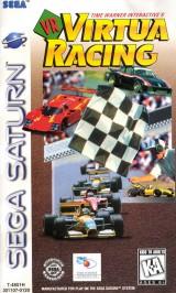 jaquette Saturn Virtua Racing Deluxe