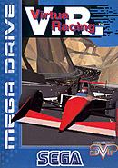 jaquette Megadrive Virtua Racing