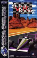 jaquette PlayStation 2 Virtua Racing