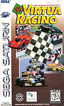 jaquette Saturn Virtua Racing