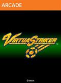 jaquette Xbox 360 Virtua Striker