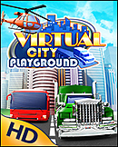 jaquette iPhone Virtual City Playground HD