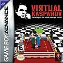 jaquette GBA Virtual Kasparov