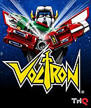 jaquette PlayStation 3 Voltron Defender Of The Universe